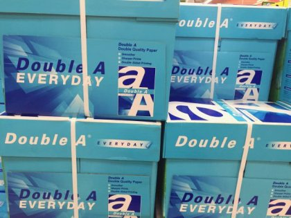 Double A 70gsm A4 Paper online shopping office supply WesternEasternStationery.com Malaysia