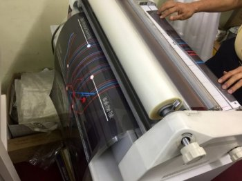 hot laminate services in hot by western eastern stationery Kuala lumpur kedai printing
