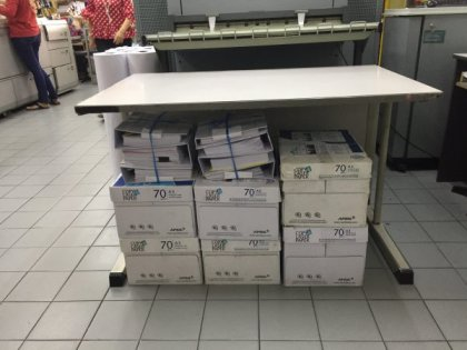 Copy print documents near me in Petaling Jaya Kuala Lumpur at Western Eastern Stationery KL